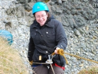 Esther\'s Abseil