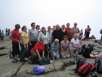Group Pic at top of Pulpit Rock