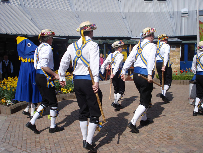 The Wirral : Manx Folk Dance Society