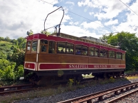 11th August - Isle of Man Transport - Tram to Snaefell