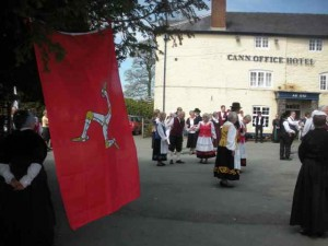 MFDS take part in a small Festival in Llangadfan May 2013